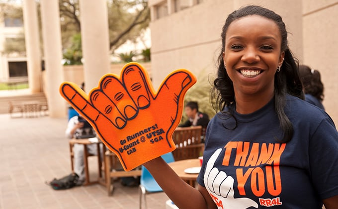 Give back to UTSA