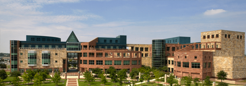Overview of Downtown Campus Buildings