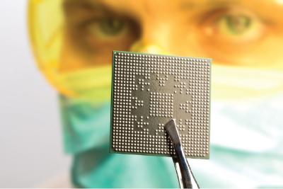 Nano chip para detectar el cáncer