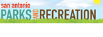 San Antonio Parks and Recreation logo