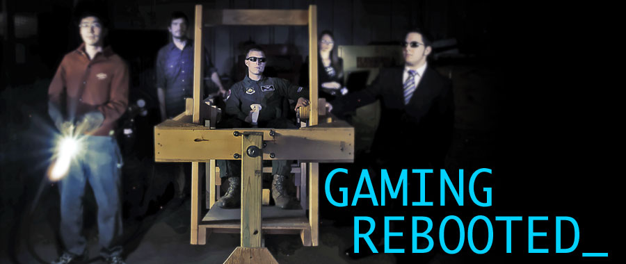 Gaming Rebooted