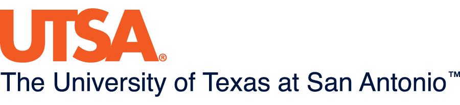 UTSA Logo: Left Aligned