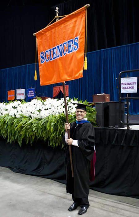 Sciences banner