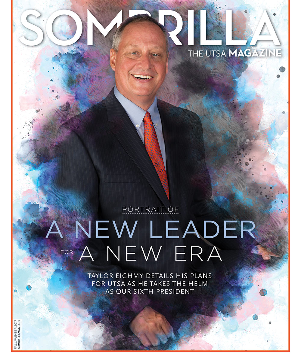 UTSA Sombrilla Fall 2017 Cover