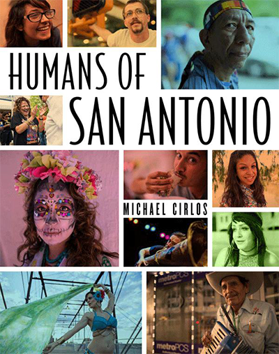 Humans of San Antonio Book Cover