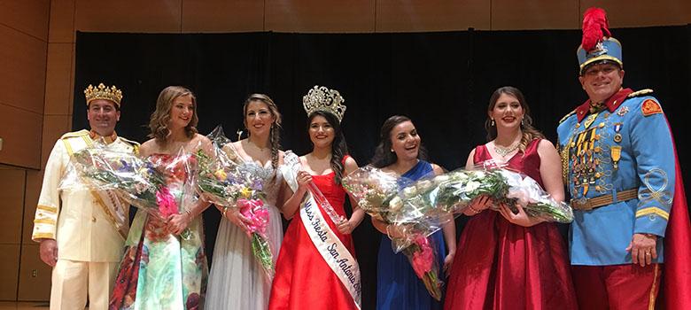 Utsa Student Crowned Miss Fiesta San Antonio 2018 Utsa