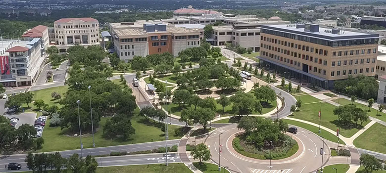Five ways to get to and around UTSA  87c72258a