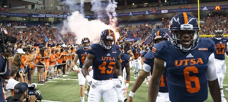 Usa On Demand >> Roadrunner football games added to television broadcasts ...