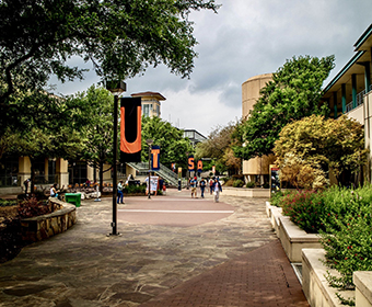 UTSA opens center to serve students with a history of foster care