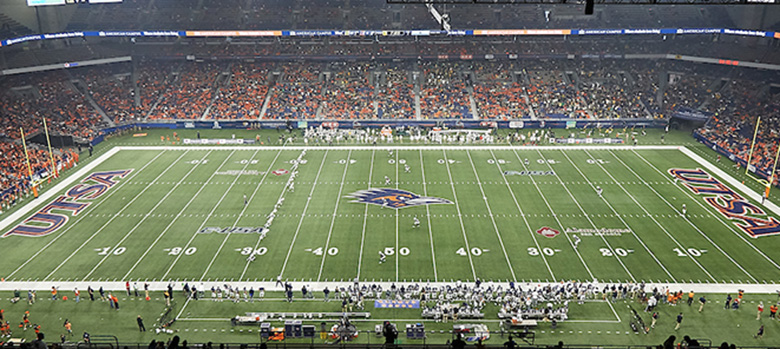 Utsa Announces 2019 Home Football Games With Army Uiw