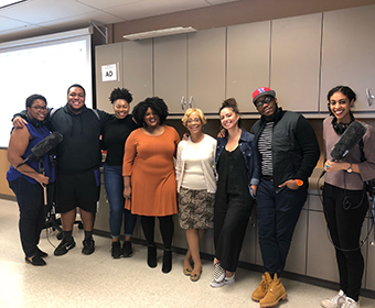 Students explore topics of race and identity during new UTSA course