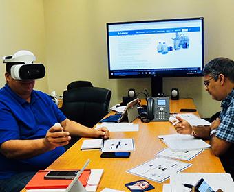 virtual office tools. UTSA To Leverage Virtual Reality Tools Train Biology Students Office
