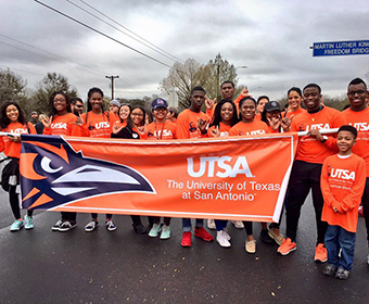 Utsa Celebrates The Life And Legacy Of Rev Dr Martin Luther King