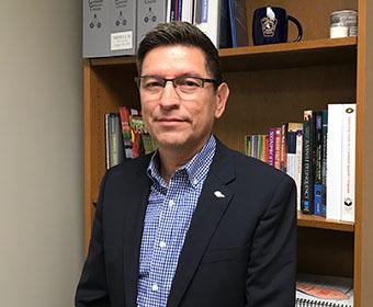Q&A: Robert Rico, UTSA Department of Criminal Justice | UTSA