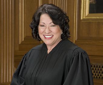 U.S. Supreme Court Justice Sonia Sotomayor to visit UTSA