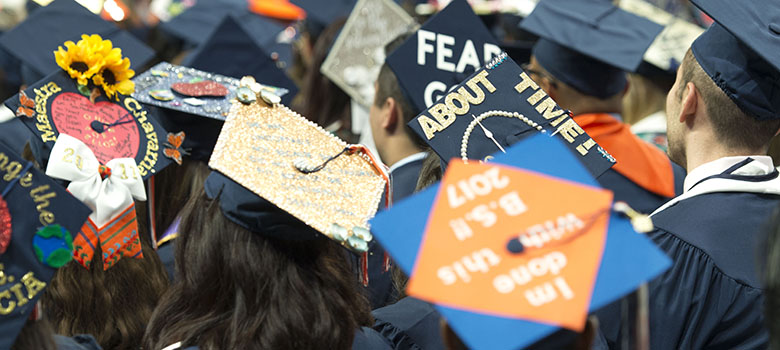 Traditions Help Utsa Graduates Stand Out At Commencement