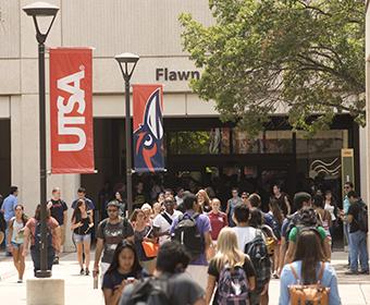 UTSA Academic Affairs announces leadership, reporting changes