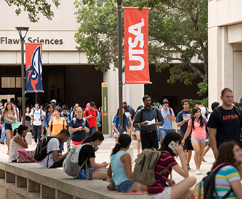 New leadership and personnel within UTSA Academic Success
