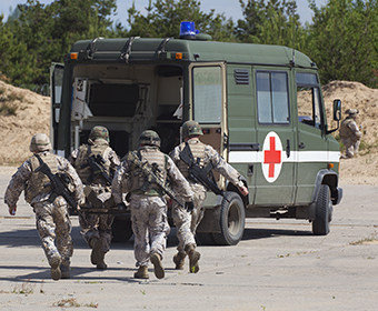 UTSA study quantifies injuries and combat casualty care trends during War on Terror