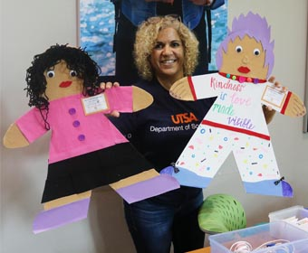 UTSA joins community-wide child abuse prevention campaign