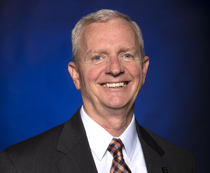 UTSA names Brigadier General (Ret.) Guy M. Walsh as Executive Director of National Security Collaboration Center