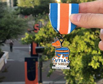 Build Your Utsa Medal Collection Now Utsa Today Utsa The University Of Texas At