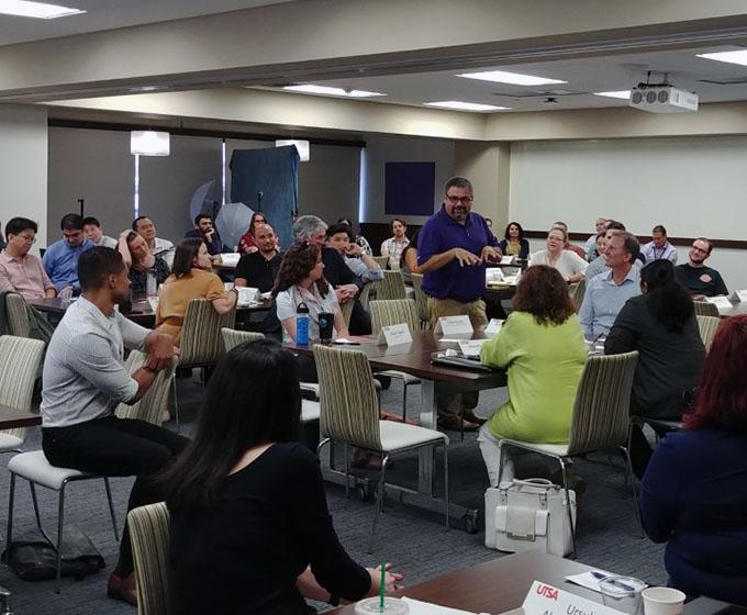 UTSA welcomes more than 70 new faculty members in 2019-2020
