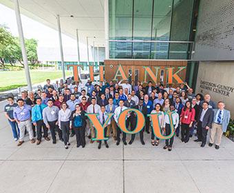 UTSA Tech Symposium winning team takes home entrepreneurial award at design challenge