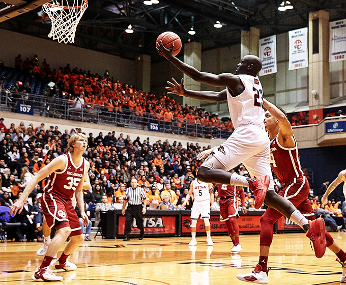 A fan's guide to the Convo and key men's basketball games | UTSA Today |  UTSA | The University of Texas at San Antonio