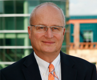 Lloyd Potter named interim dean of the UTSA College of Public Policy
