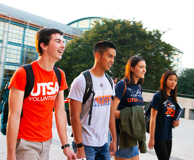 UTSA examines innovative approaches to bolster financial well-being of nation's college students