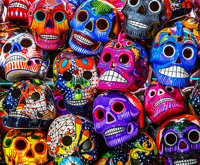 Honors students create UTSA's first online Day of the Dead exhibit