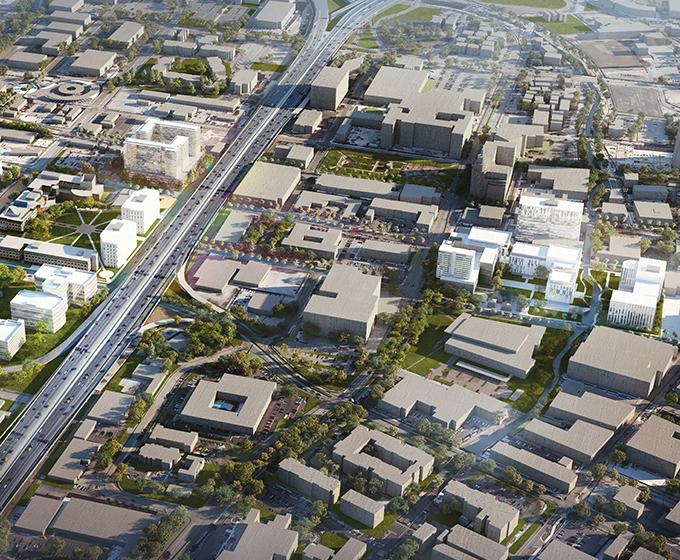 Regents approve acquisition of land for Downtown Campus expansion