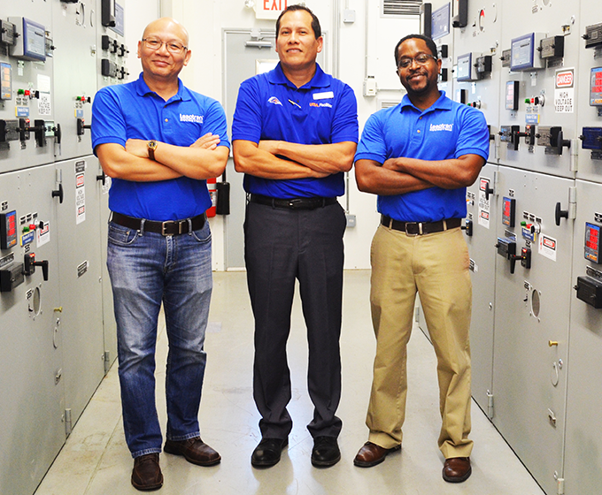 Facilities, Leaptran test remote metering to track UTSA energy consumption