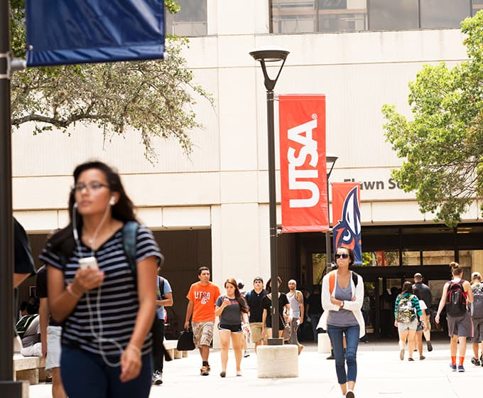 UTSA ranks among nation's best Hispanic-serving schools in five areas