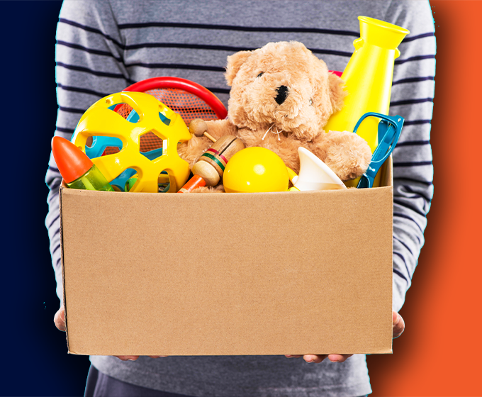 Campus toy drive benefits children of San Antonio military families