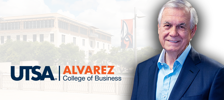 Alvarezes gift $20 million to advance College of Business research, programs