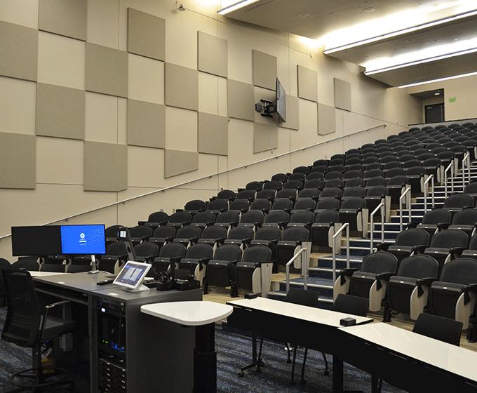 New classroom updates incorporate innovative technology, enhance UTSA's learning experience
