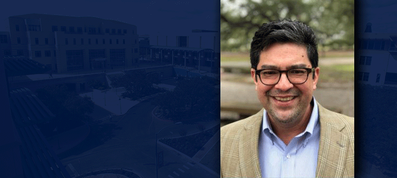 Mario Torres named next dean of College of Education and Human Development