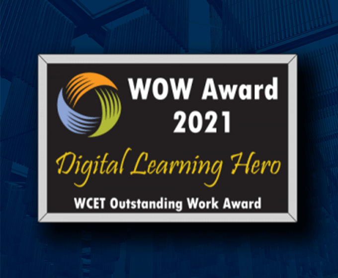University awarded for exceptional digital response to 2020 events
