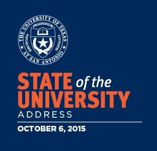 State of the University Address 2015