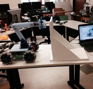 3-D Printed Robot