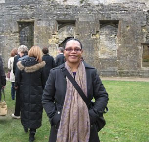 Joycelyn Moody in UK