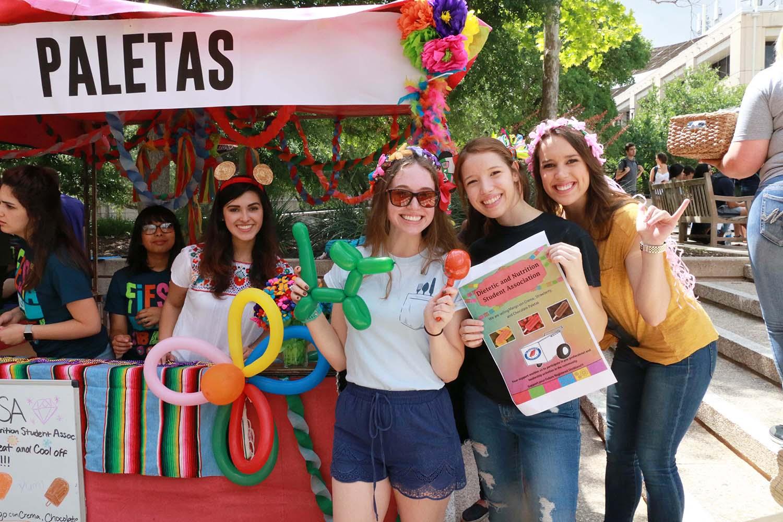 Celebrate Fiesta Utsa In Pictures