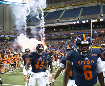 Take a look at UTSA Football through the years in pictures