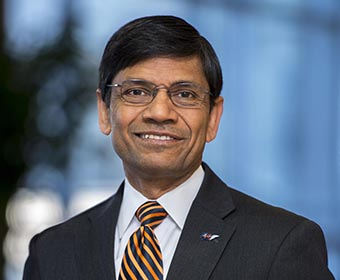 World renowned scientific society honors UTSA's Mauli Agrawal