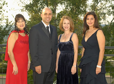 Alumni Assocation board members