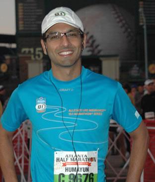 Humayun Zafar