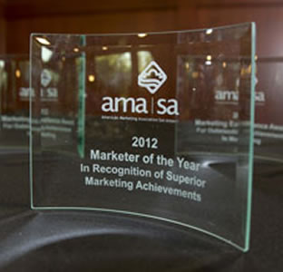 marketing award