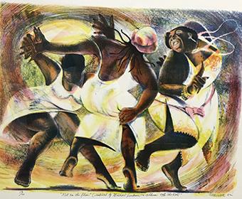 Art collector donates contemporary prints to UTSA Libraries
